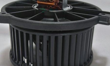 Motor 1 eixo com turbina da caixa evaporadora de caminhão