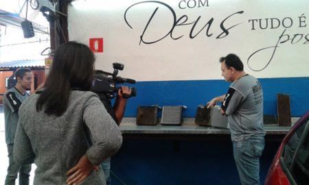 Reportagem RPC TV